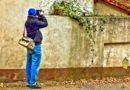 Fotogafieren ist eine Leidenschaft - hier kommt es weniger auf das Material, sondern auf der kreative Auge an. (Foto: Winfried Hoffmann)