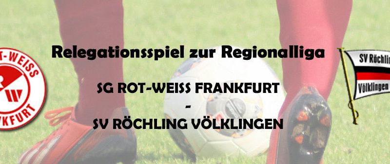 SG ROT-WEISS FRANKFURT 01 - SV RÖCHLING VÖLKLINGEN 06