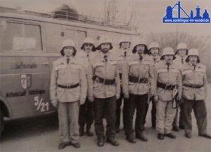 Feuerwehr 1983