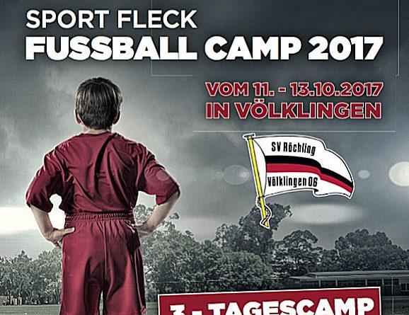 Fußballcamp des SVR