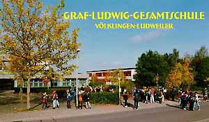 Graf-Ludwig-Gesamtschule in Ludweiler