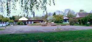 Schulhof der Haydnschule 2001