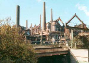 1994 wird die Roheisenproduktion der Völklinger Hütte zum Weltkulturerbe. (Foto: Thomas Hell)