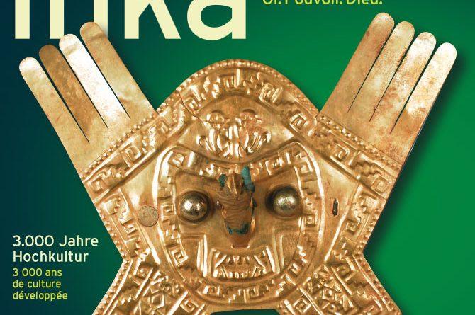 """Ab Samstag, dem 6. Mai 2017, präsentiert das Weltkulturerbe Völklinger Hütte mit """"Inka – Gold. Macht. Gott."""" eine weitere kulturhistorische Großausstellung."""