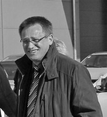 Jochen Dahm (6. Juli 1955 - 07. Oktober 2017)