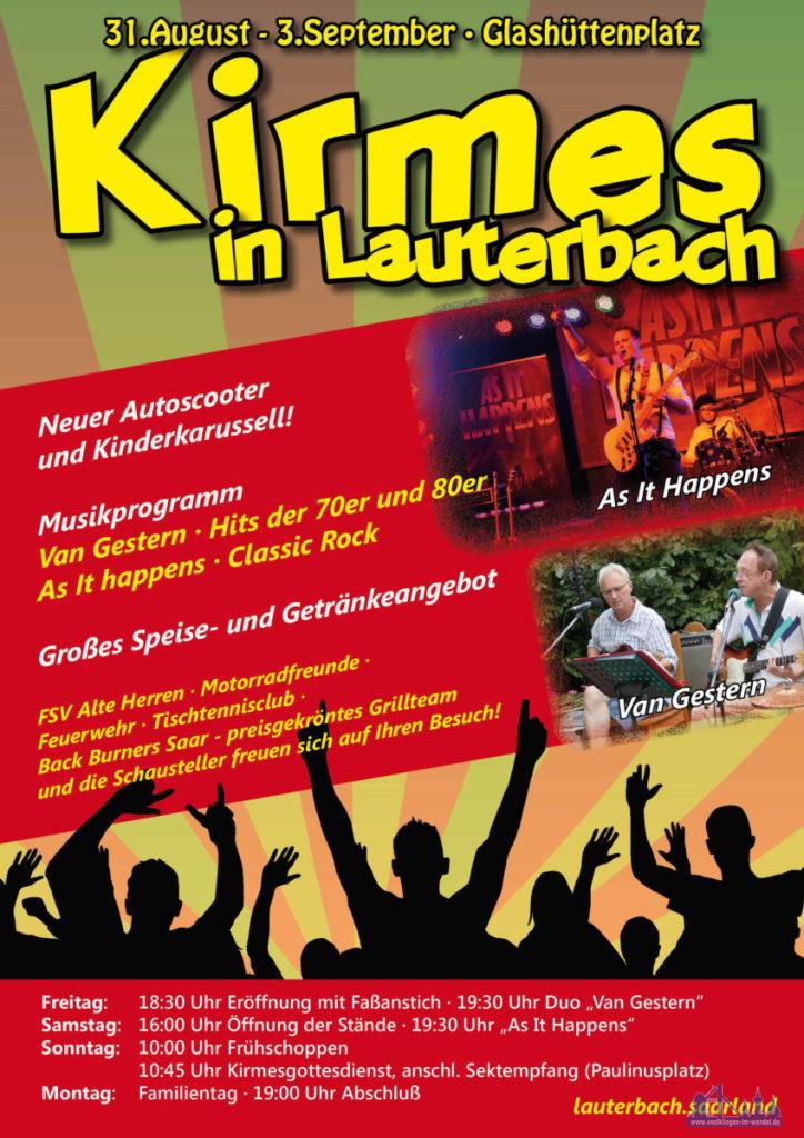 Kirmes in Lauterbach