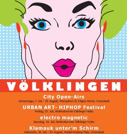 Völklinger Kultursommer 2016