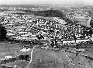 Heidstock 1964 (Bild: Stadt VK)
