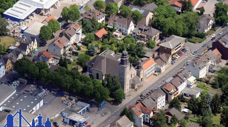 Luisenthal aus der Luft © Martin Schiller