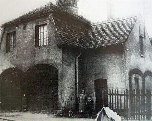 Feuerwehrhaus Luisenthal 1936