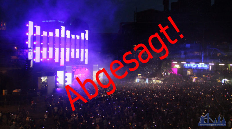 Abgesagt: Das Electro Magnetic 2020 (Foto: Hell/Archiv)