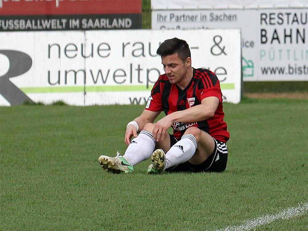 Milan Ivana wird mit dem SV Röchling Völklingen kommende Saison in der Oberliga spielen (Foto: Hell)