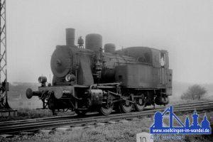 Lokomotive 14 © R. Gumbert
