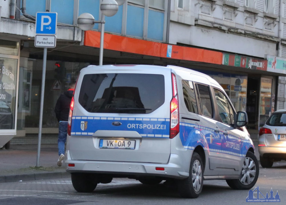 Ortspolizei Völklingen (Foto: Avenia)