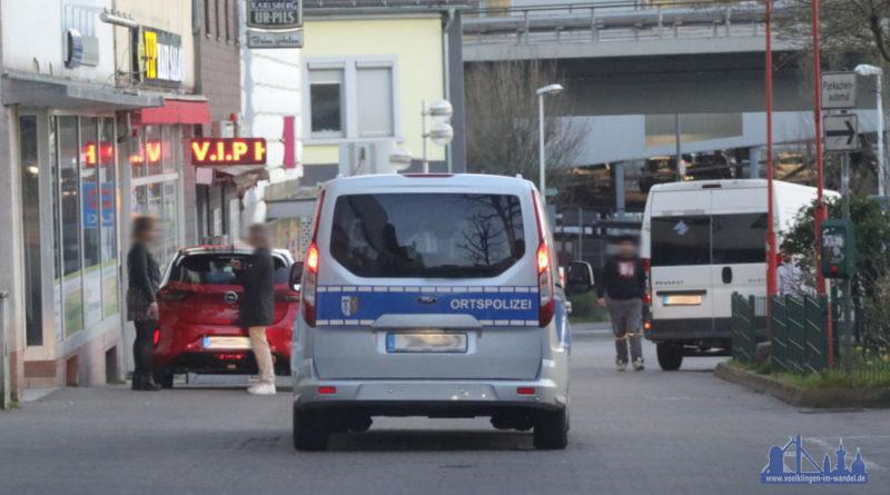 Ortspolizeibehörde Völklingen (Foto: Avenia/Archiv)