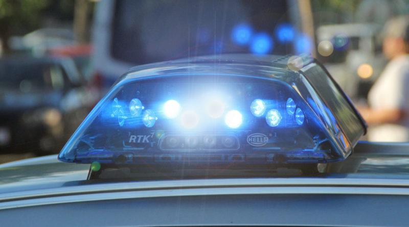 Blaulicht eines Polizeifahrzeugs (Foto: Hell)