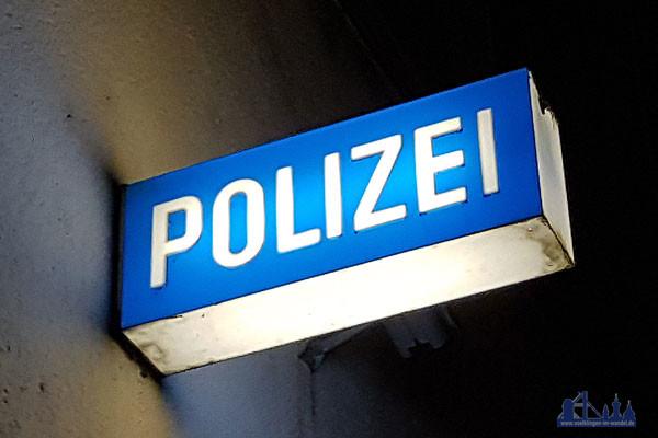 Polizei Völklingen (Symbolfoto: Hell)