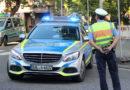 Die Polizei Völklingen im Einsatz (Symbolfoto: Hell)