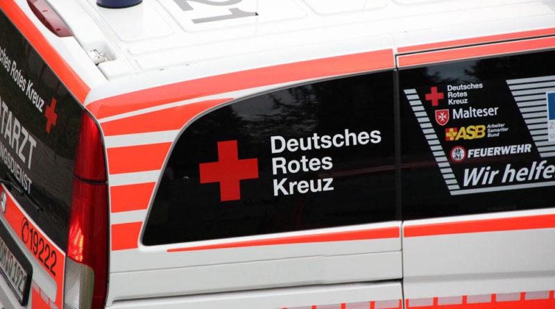 Der Rettungsdienst im Einsatz (Symbolfoto: Hell)