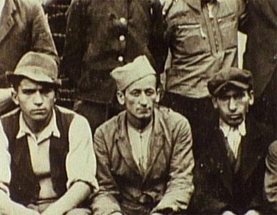 """Hermann Röchling fordert laut dem Buch """"Wer war Hermann Röchling"""" von Hitler Zwangsarbeiter aus den von der Wehrmacht besetzten Gebieten im Osten. Quelle: Archiv Paul Ganster"""