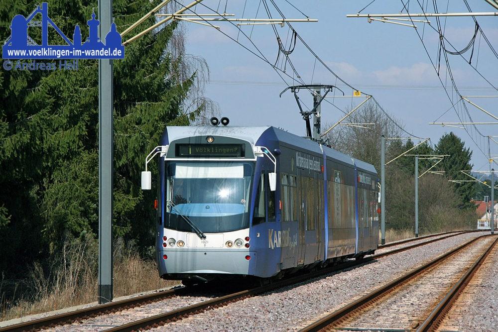 Fährt die Saarbahn auf der ehemaligen Köllertalbahn? Foto: Hell/Archiv