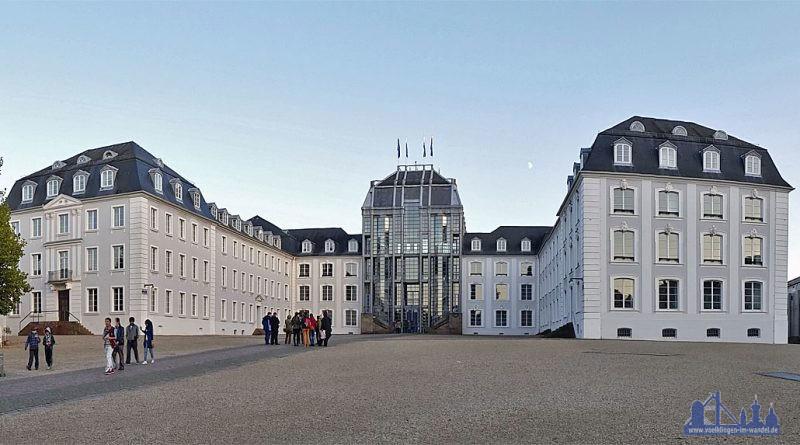 Das Saarbrücker Schloss ist Sitz des Regionalverband Saarbrücken (Foto: Hell)