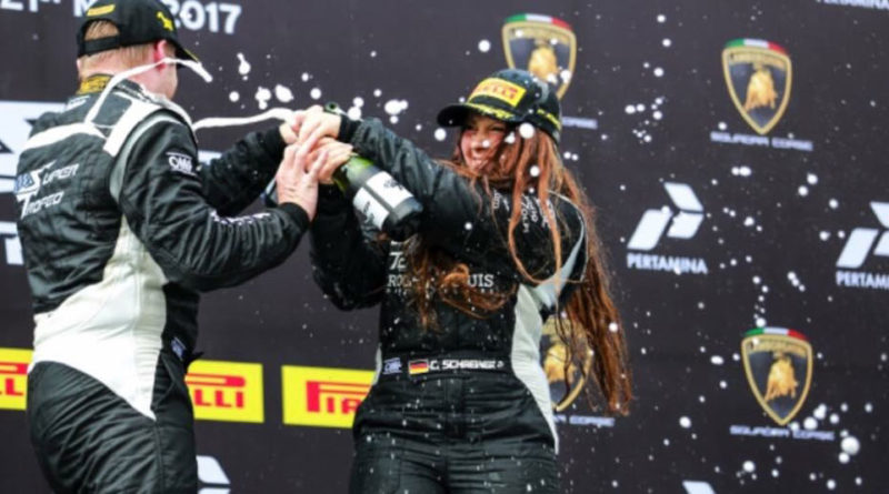 Große Freude auf dem Siegerpodest in Thailand (Foto: motorsport-xl.de)