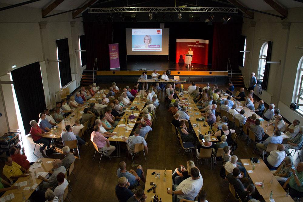 SPD nominiert Christiane Blatt zur OB-Kandidatin (Foto: SPD)