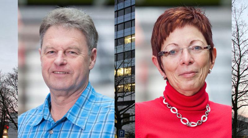 Die neuen SPD Vertreter im Stadtrat Margot Haselmann (Fotos: SPD/Samsel)