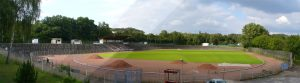 Renovierung des Stadions 2007 © Andreas Hell