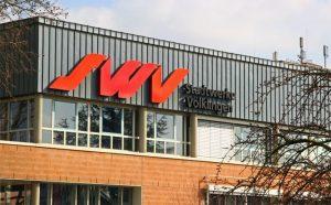 Der Sitz der Stadtwerke Völklingen (Foto: Hell)