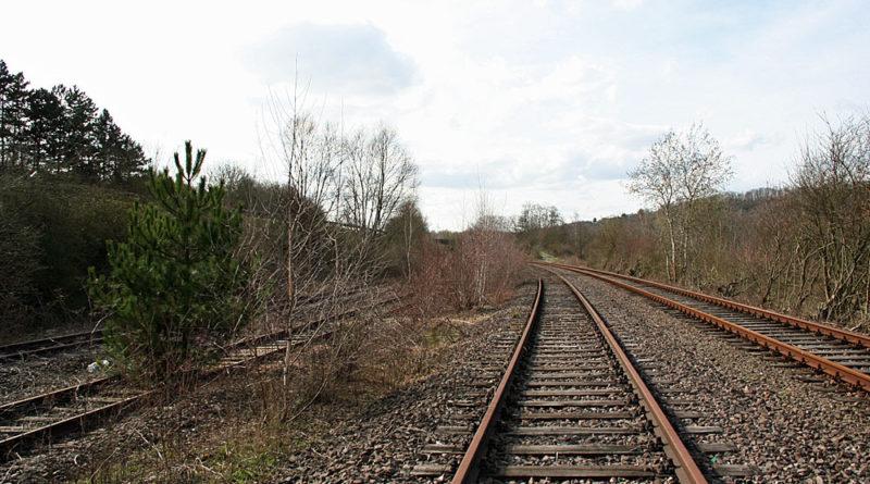 In Blickweite zum Weltkulturerbe holt sich die Natur wertvolle Infrastrucktur zurück (Foto: Hell)