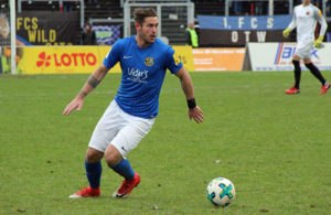 Marco Holz war mit drei Treffern der erfolgreichste Saarbrücker,....