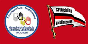 Die Kooperationspartner Hermann-Neuberger-Schule und SV Röchling Völklingen