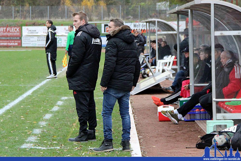 Günther Erhardt (rechts) war wieder dabei, verstärkt wurde er durch seinen Sohn Julien Erhardt (Foto: Hell)