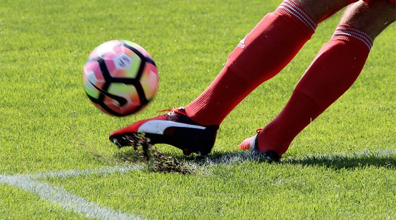Fußball (Symbolfoto: Hell)