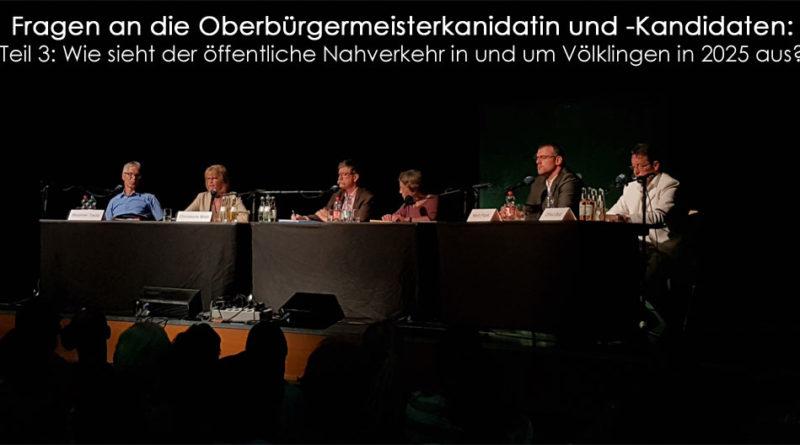 Oberbürgermeisterfragen Teil 3 (Foto: Hell)
