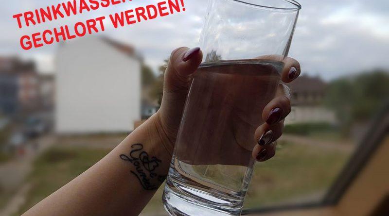Trinkwasser muss auch in Völklinger Stadtteilen gechlort werden! (Symbolfoto: Hell)