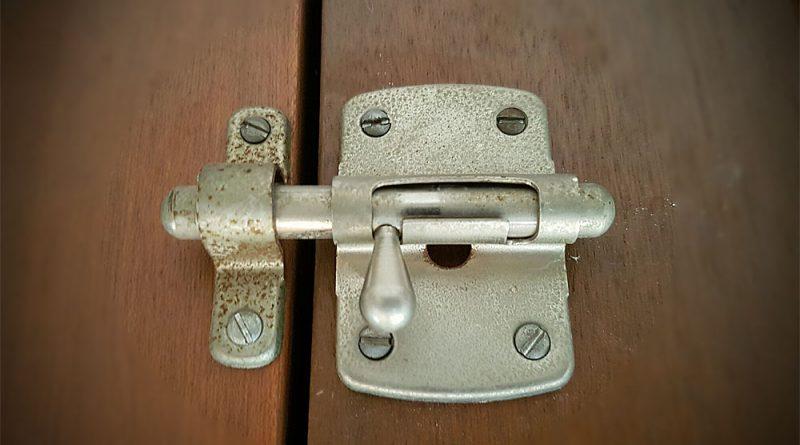 Reicht es einen Riegel vorzuschieben um sein Eigenheim zu sichern? (Symbolfoto: Hell)