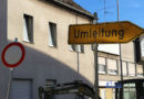 Umleitung/Durchfahrt verboten (Symbolfoto: Hell)
