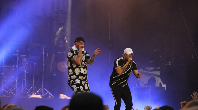 UrbanArt Hip Hop Festival 2017 (Foto: Hell)