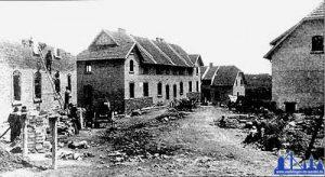 Hermann- und Tafelstraße um 1904