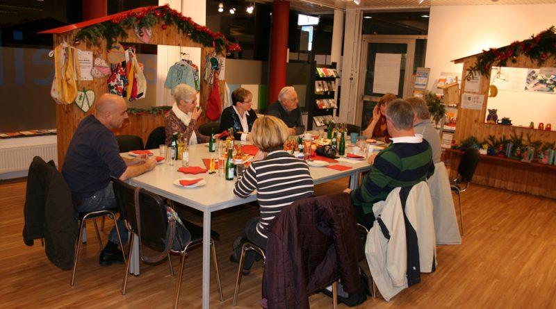 Treffen der städtischen Vorlesepaten (Foto: Stadt Völklingen)