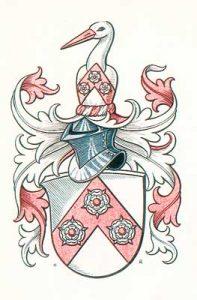 Wappen der Familie Röchling - Quelle: Die Gründerfamilie Röchling