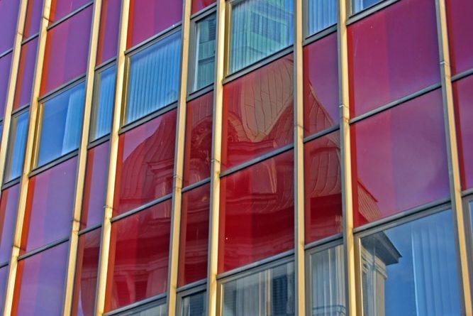 So sah die Woolworth-Fassade vor drei Jahren aus (Foto: Hell)