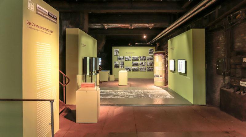 Zwangsarbeiter in der Völklinger Hütte: Präsentation der Forschungsergebnisse im Weltkulturerbe Völklinger Hütte Copyright: Weltkulturerbe Völklinger Hütte/Hans-Georg Merkel